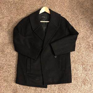 Aritzia Babaton wool coat